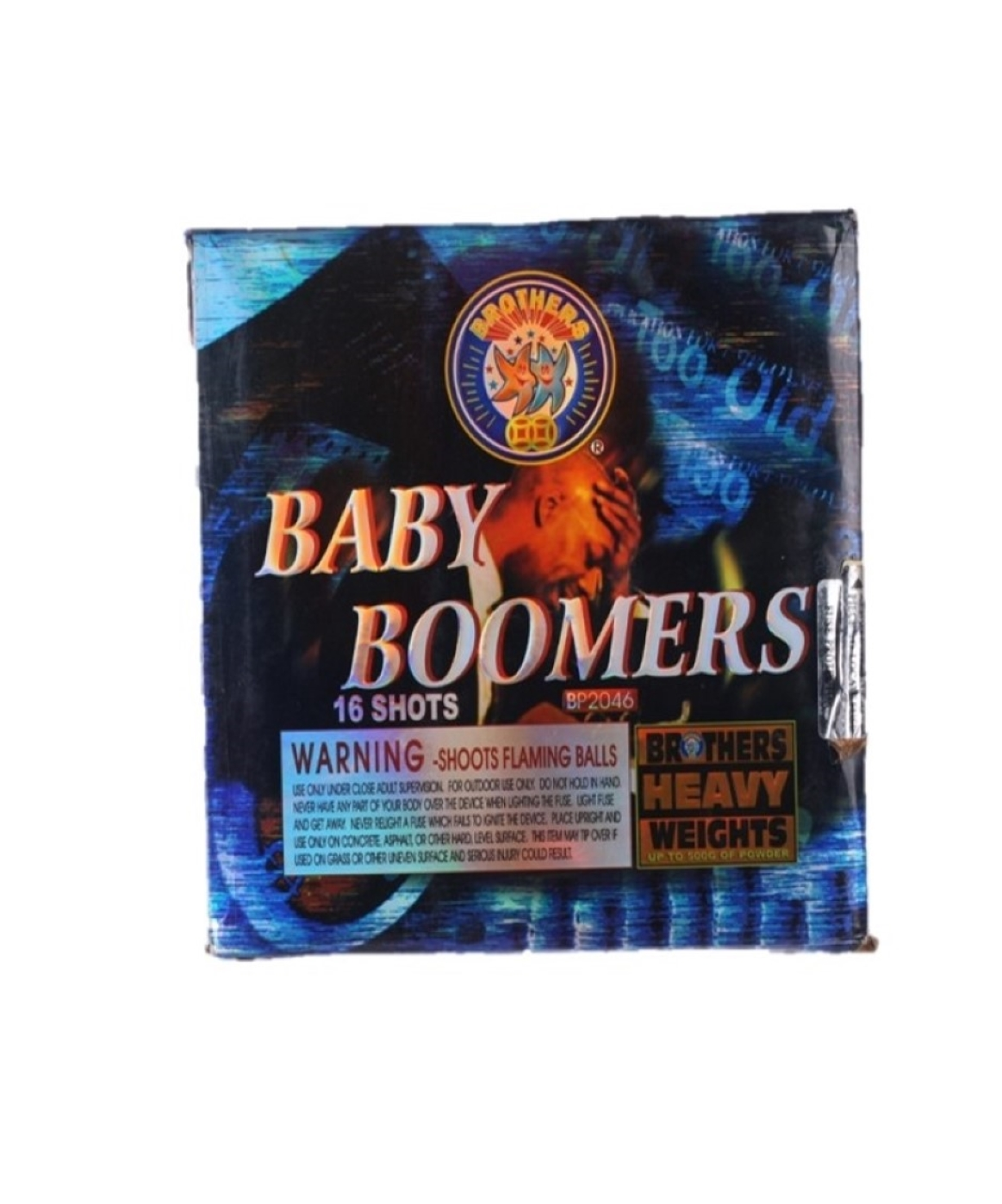 Fireone Fx - Baby Boomers 16's